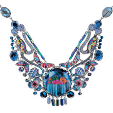 Blue Insight necklace by Ayala Bar Jewelry