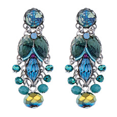 Ayala Bar Illumination Iris Earrings - One Left - New Arrival
