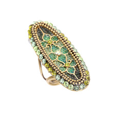 Michal Negrin Stone Ring - Multiple Colors
