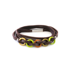 Wind bracelet by Encanto Jewelry - Multi Color