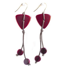 Joy earrings from Encanto Jewelry