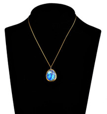 Elegant Moonstone Necklace - New Arrival