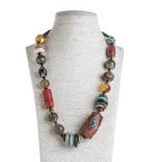 Ethnic Inspiration Necklace by Nava Zahavi - New Arrival