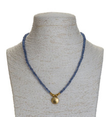 Baltic Tanzanite Necklace - New Arrival