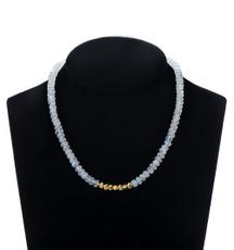 Bridal Moonstone Necklace by Nava Zahavi - New Arrival