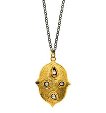 Ancient Love Necklace by Nava Zahavi - New Arrival