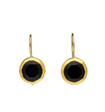 Back To Black Earrings - New Arrival