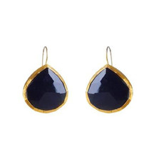 Black Night Earrings by Nava Zahavi - New Arrival