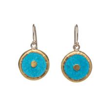 Circle of Life Earrings by Nava Zahavi - New Arrival