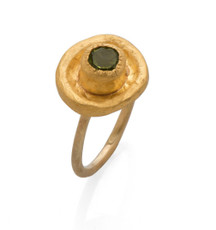 Dreamy Peridot Ring by Nava Zahavi - New Arrival
