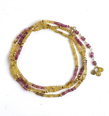 Sunset Tourmaline Bracelet by Nava Zahavi - New Arrival