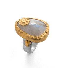 Bridals Flower Ring - New Arrival