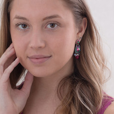 Ayala Bar Fine And Dandy Danube Earrings