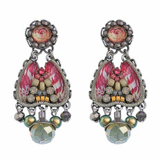 Ayala Bar Como Pomegranate Earrings - New Arrival