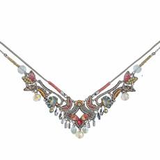 Ayala Bar Como Pink Flamingo Necklace