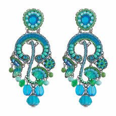 Ayala Bar Riviera Maya Post Earrings - New Arrival