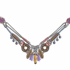 Ayala Bar Purple Rain Alchemy Necklace