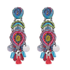Ayala Bar Constance Girls Wants To Have Fun Earrings - New Arrival