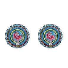Ayala Bar Constance Cute As A Button Earrings - New Arrival