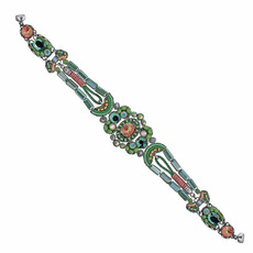 Ayala Bar Daylily Magnet Clasp Bracelet - New Arrival