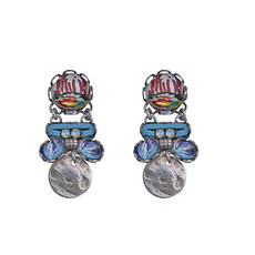 Ayala Bar Cirrus Small Post Earrings - New Arrival