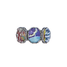 Ayala Bar Cirrus Candy Adjustable Ring