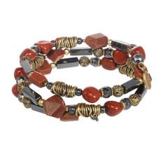 Michal Golan Canyon Memory Wire Bracelet