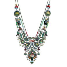 Ayala Bar Summer Lawns Emerald City Necklace - New Arrival