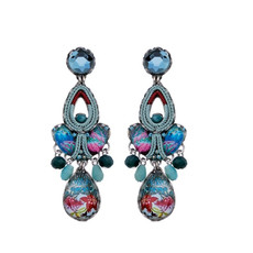 Ayala Bar Astral Light Forget Me Not Earrings - New Arrival