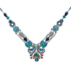 Ayala Bar Astral Light Sea Foam Necklace - New Arrival