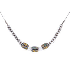Ayala Bar Transcendent Devotion Honey Comb Necklace - New Arrival