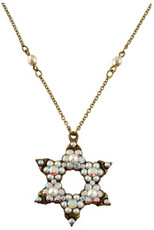 Jewish Jewelry Star Of David By Michal Negrin - 100-089500-006