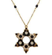Michal Negrin Jewish Jewerly Star