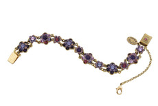 Michal Negrin Crystal Bracelet - Multi Color
