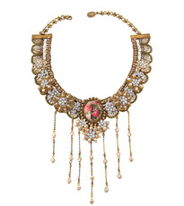 Michal Negrin Crystal Lace Necklace 100-100700-005 - Multiple Options