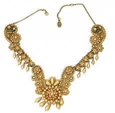 Michal Negrin Jewelry Gold Collection Necklace