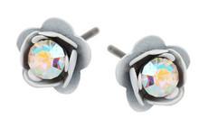 Michal Negrin Jewelry Silver Pierce Earrings - 110-035732-001 - Multi Color