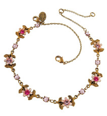 Michal Negrin Flowers Anklet Accessory - Multiple Options