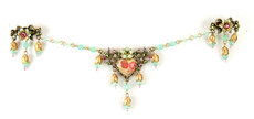 Michal Negrin Jewelry Flower Hair Brooch Accessories - 100-108230