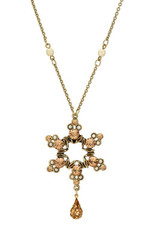 Star Of David Necklace From Michal Negrin Collection - Multiple Options