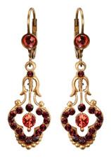 Michal Negrin Jewelry Crystal Earrings