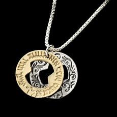 Kabbalah Jewelry Magen Abraham Pendant