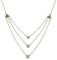 Michal Negrin Classic 3 Rows Necklace - 100-118300