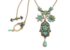 Michal Negrin Classic Hamsa Necklace