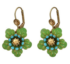 Michal Negrin Classic Flower Earrings - Multiple Options