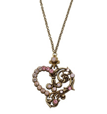 Michal Negrin Classic Heart Necklace Necklace