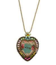 Kabbalah Protection Locket Necklace - 100-125710