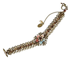Michal Negrin Classic Crystal Flower Bracelet - 100-126890