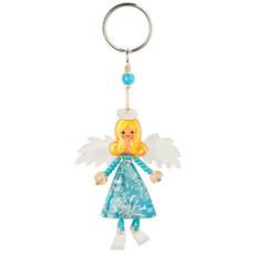 Orna Lalo Angel Keychain