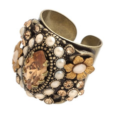 Michal Negrin Adjustable Ring - Multi Color